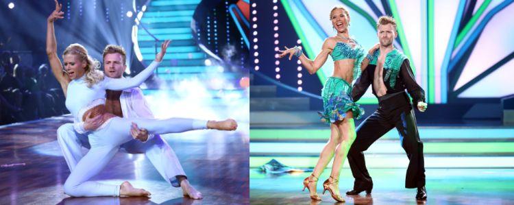 Lets Dance - Tanja Szewczenko und Willi Gabalier.
