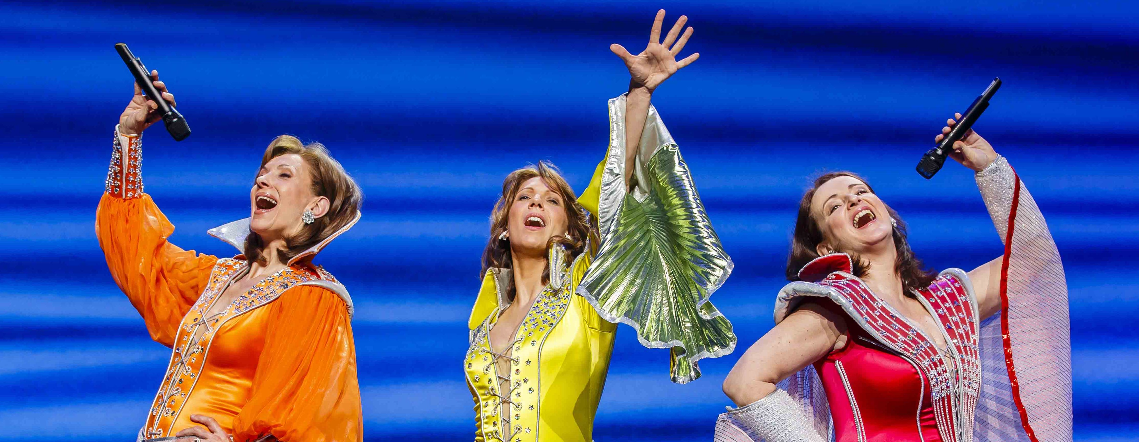 Mamma Mia Berlin Donna & the Dynamos