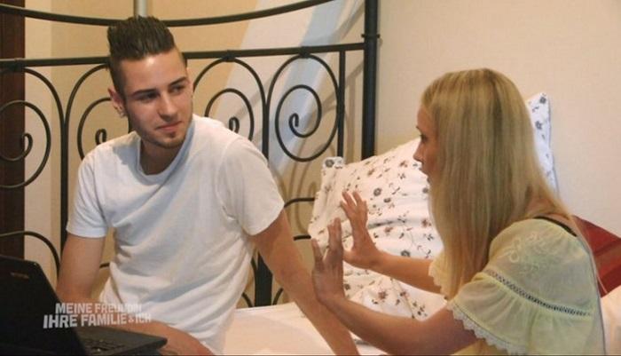 """""""Meine Freundin, ihre Familie und ich"""" - Riccardo"""