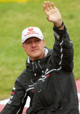Michael Schumacher - Sein schwerster Kampf