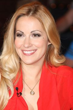 Promi Big Brother 2014: Moderatorin Andrea Kaiser