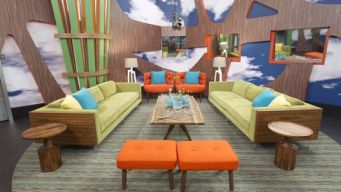 Big Brother 16 USA Wohnzimmer