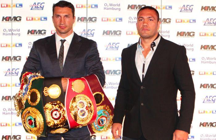 Boxen - Wladimir Klitschko gegen Kubrat Pulev