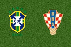 Brasilien Kroatien WM 2014