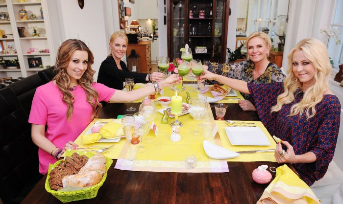 """Das perfekte Promi Dinner"": Claudia Effenberg"