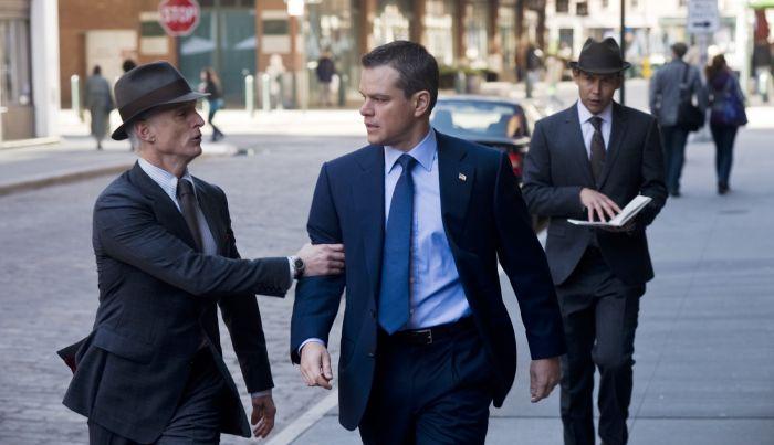 """""""Der Plan"""": Thriller mit Matt Damon"""