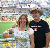 Die Reimanns Brasilien Stadion