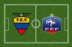 Ecuador Frankreich Live-Stream Fußball WM