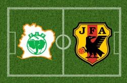 Elfenbeinküste Japan Live-Stream WM 2014