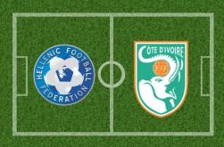 Griechenland - Elfenbeinküste Live-Stream WM 2014