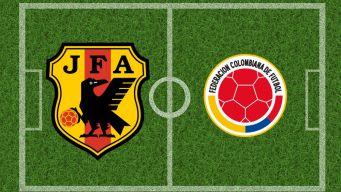 Japan Kolumbien WM Live-Stream