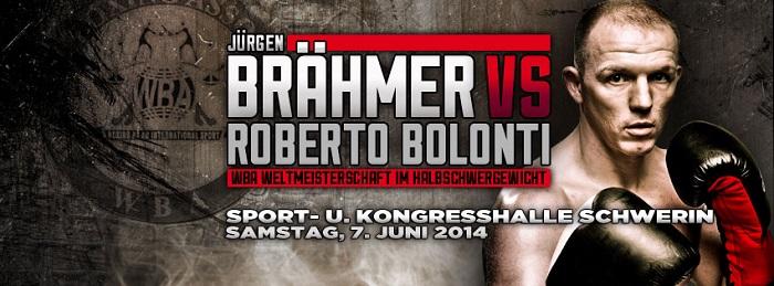 Kampf Brähmer - Bolonti