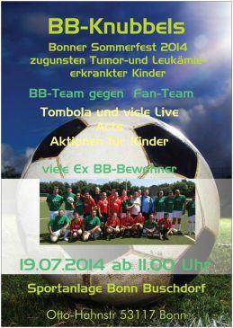 BB-Knubbels Benefiz Sommerfest