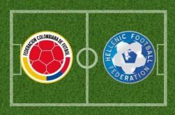 Kolumbien Griechenland Live-Stream WM 2014