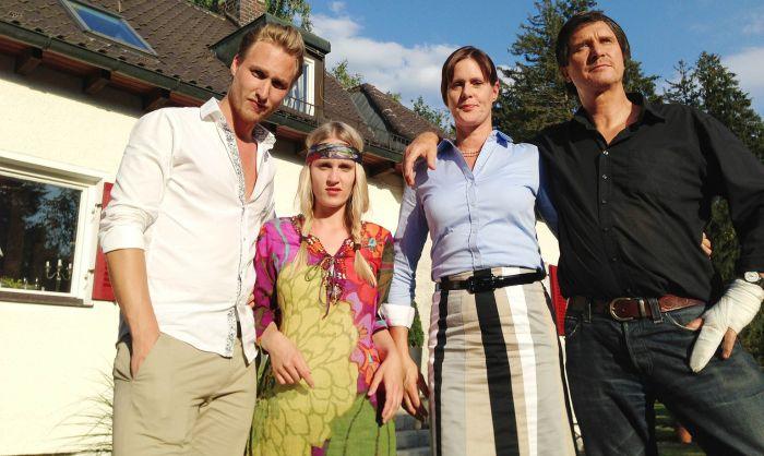 Meine Freundin, ihre Familie und ich - Magdalena
