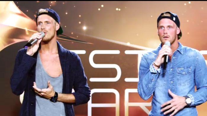 Rising Star 2014 - Dominik und Erik Heikaus
