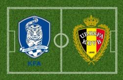 Südkorea Belgien Live-Stream online WM 2014