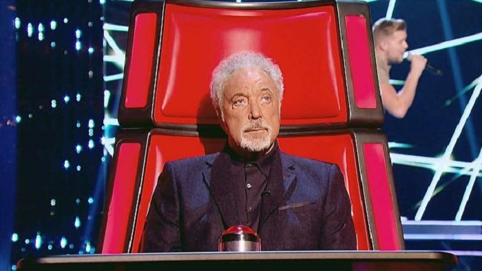 The Voice of Germany: Tom Jones