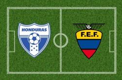 WM 2014 - Honduras - Ecuador
