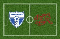 WM 2014 - Honduras - Schweiz
