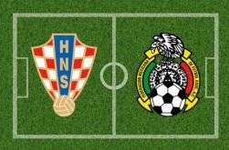 WM 2014 - Kroatien - Mexiko