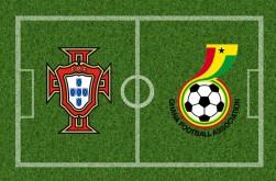 WM 2014 - Portugal - Ghana