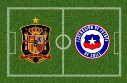 WM 2014 - Spanien - Chile