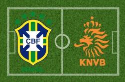 Brasilien Niederlande Live Stream Fußball WM 2014 ZDF Mediathek Kleines Finale Platz 3
