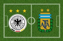 Deutschland Argentinien WM Finale 2014