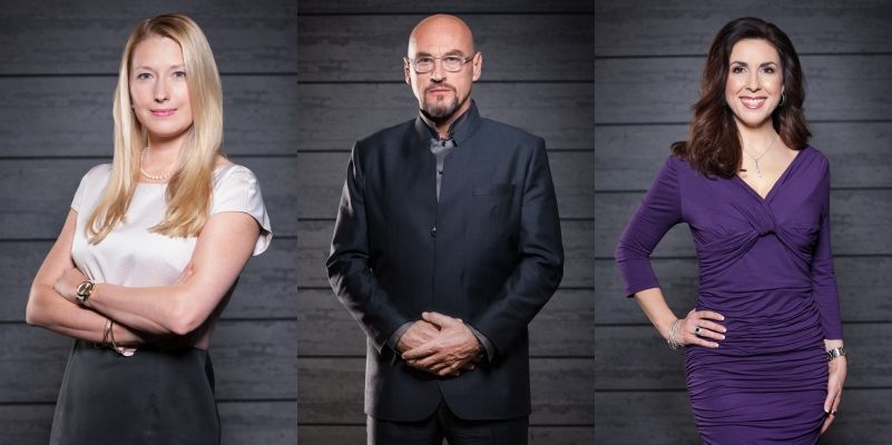Die Hohle Der Lowen Vox Bringt Grunder Show Amiaz Habtu