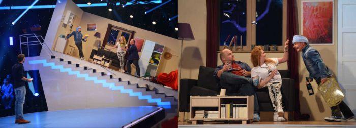 Jetzt wird's schräg: Sat.1 zeigt neue Impro-Comedy