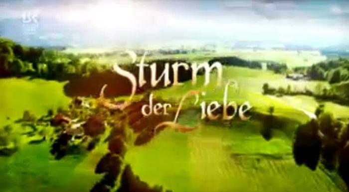 Sturm der Liebe: Martin geht - Rosalie Engel