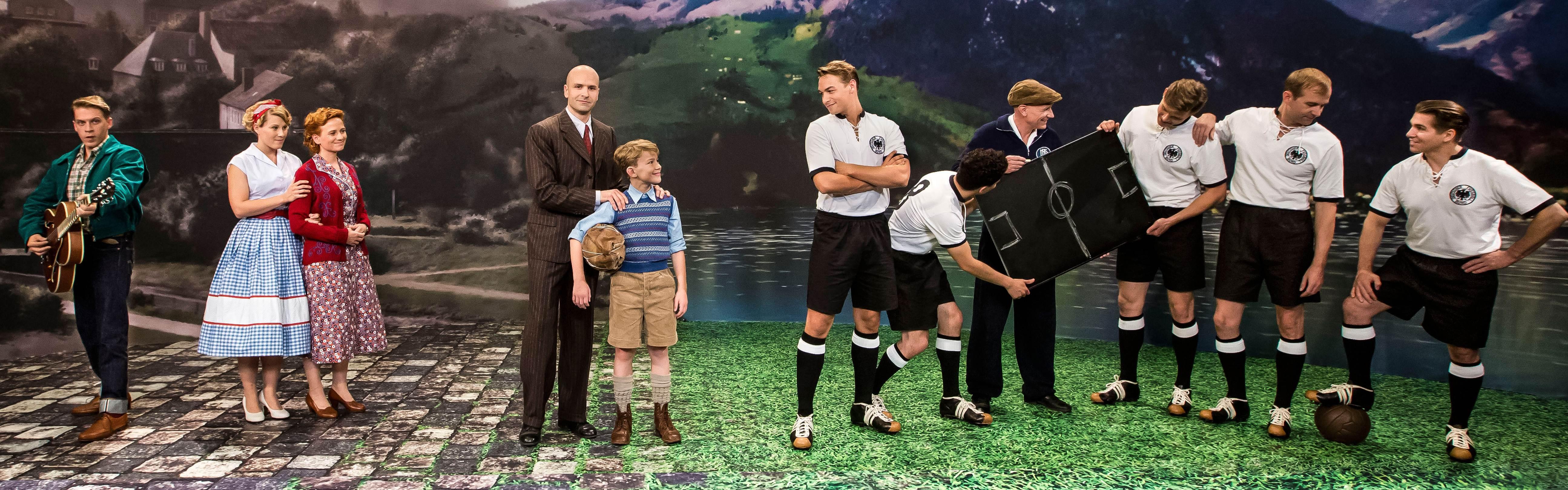 Das Wunder von Bern Darsteller Cast Hamburg