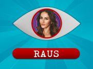 Janina ist raus - Promi Big Brother 2014