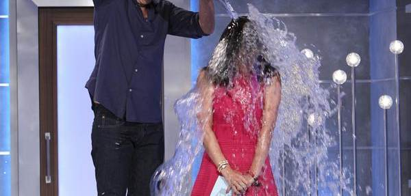 Julie Chen Ice Bucket Challenge Big Brother 15