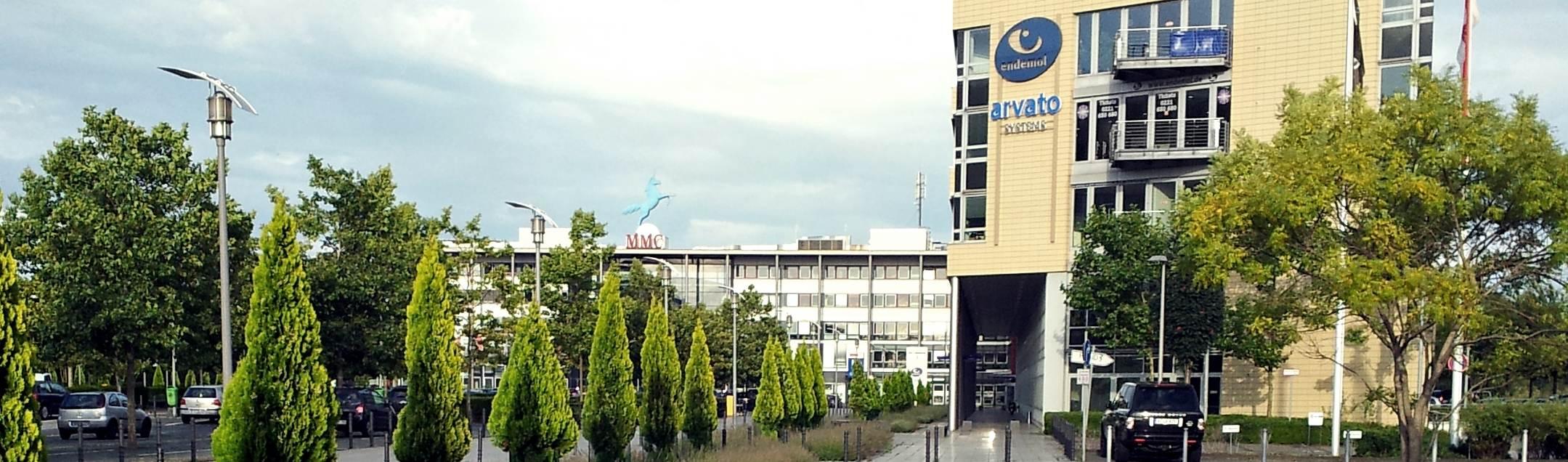 MMC Studios Köln Gelände