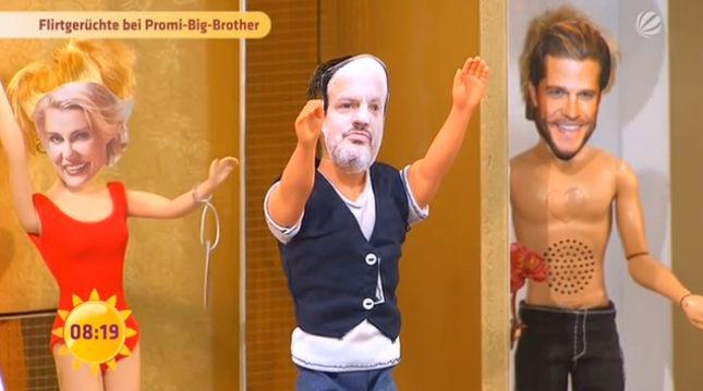 Promi Big Brother: Flirtgerüchte