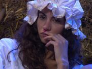 Promi Big Brother 2014 22.08.2014 rauf runter Janina Youssefian