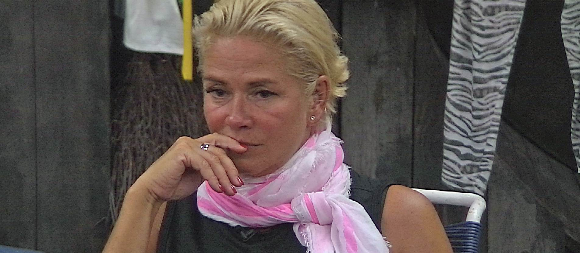 Promi Big Brother 2014 Claudia Effenberg Auszug