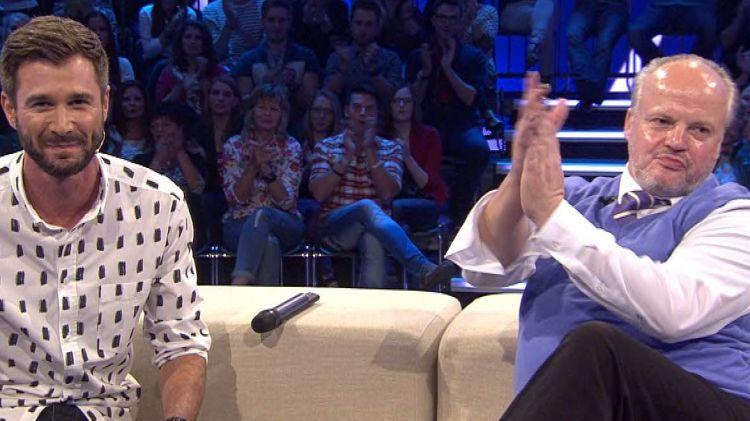 Promi Big Brother 2014 Hubert Kah Auszug 28.08.2014