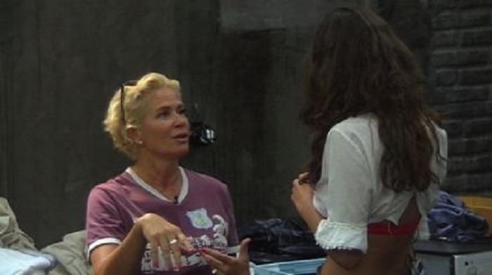 Promi Big Brother: Janina vs. Claudia