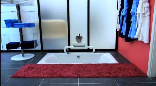 Promi Big Brother - Das Badezimmer - Badewanne