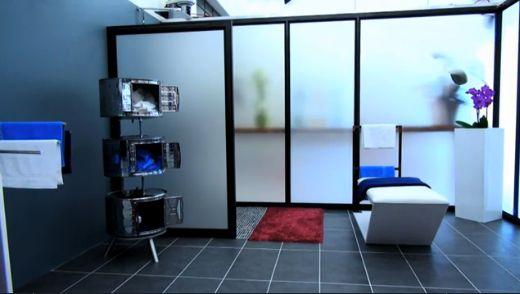 Promi Big Brother - Das Badezimmer - Dusche