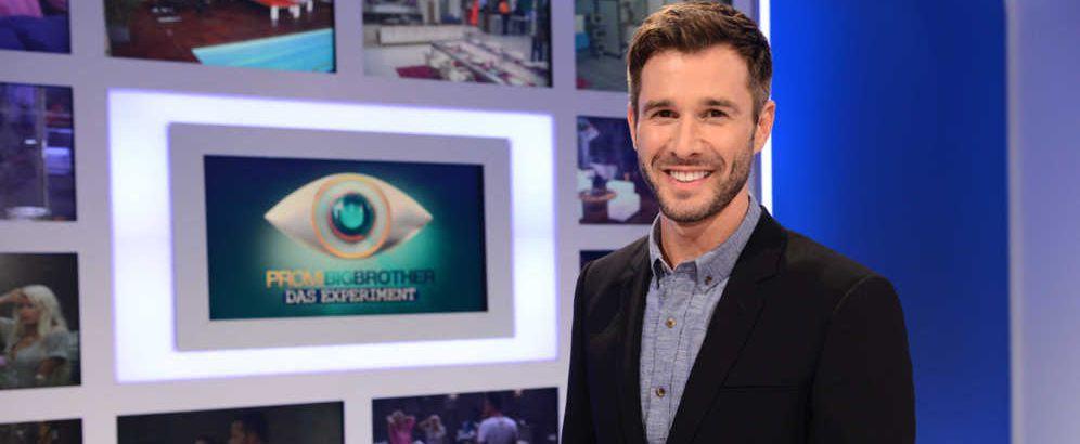 Promi Big Brother Moderator Jochen Schropp