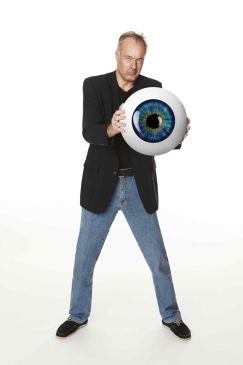 Promi Big Brother - Ronald Barnabas Schil l- SAT.1 - Willi Weber