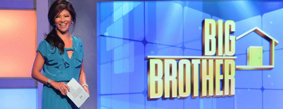 Big Brother USA Julie Chen CBS