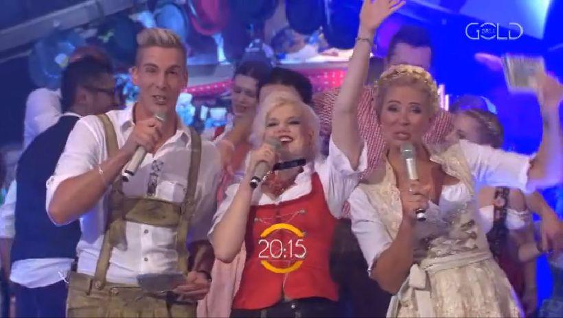 """Fetenhits Oktoberfest"" - Claudia Effenberg"