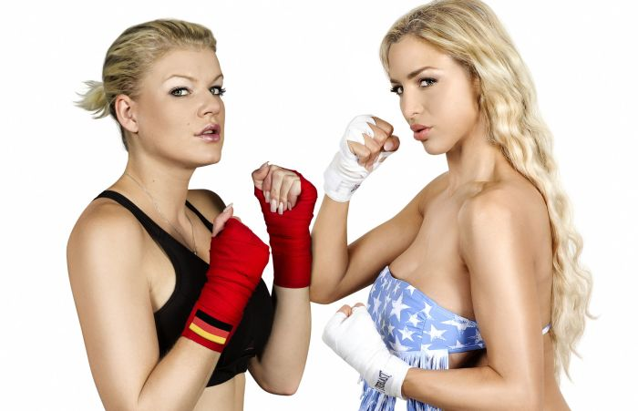 Promi Boxen: Kämpfe