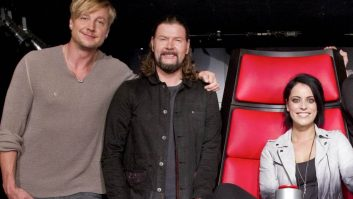 The Voice of Germany Coaches Silbermond Stefanie Kloß Rea Garvey Samu Haber Smudo Michi Beck Fanta 4