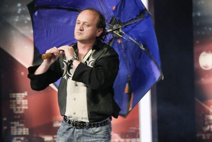 Das Supertalent -Eduard Nemelka (47), Tänzer aus Bergkamen.